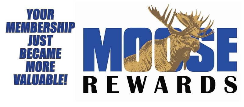 Moose Rewards